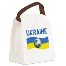 TEAM UKRAINE WORLD CUP Canvas Lunch Bag
