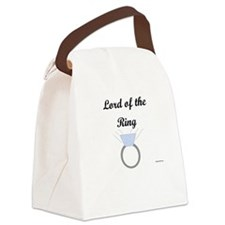 Lord of the Ring Canvas Lunch Bag