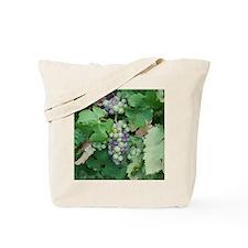 Vinyard Grapes Tote Bag