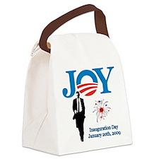 Inauguration Day Joy Canvas Lunch Bag