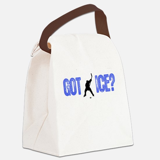 Got Ice? Canvas Lunch Bag