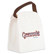 Grammie Canvas Lunch Bag