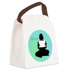 iRead Canvas Lunch Bag