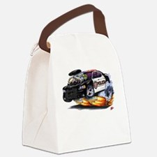 MOPAR Police Car Canvas Lunch Bag