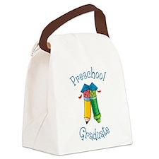 Cute 2009 graduate Canvas Lunch Bag