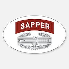 Sapper CAB Decal