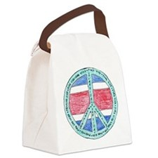 Pure Life Canvas Lunch Bag