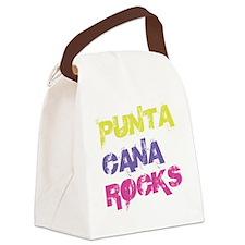 Punta Cana Rocks! Canvas Lunch Bag