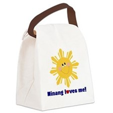 Philippine Sun Canvas Lunch Bag-Ninang