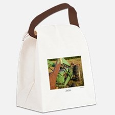 John Deer Canvas Lunch Bag