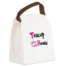 Cute Vampires Canvas Lunch Bag