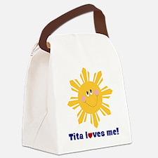 Philippine Sun Canvas Lunch Bag-Tita