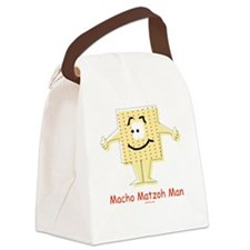 Macho Matzoh Man Passover Canvas Lunch Bag