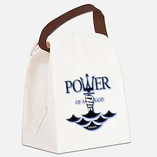 Power of Poseidon Canvas Lunch Bag