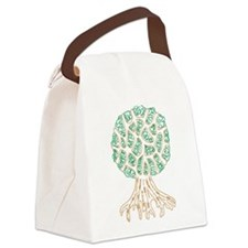 Carolyn Canvas Lunch Bag