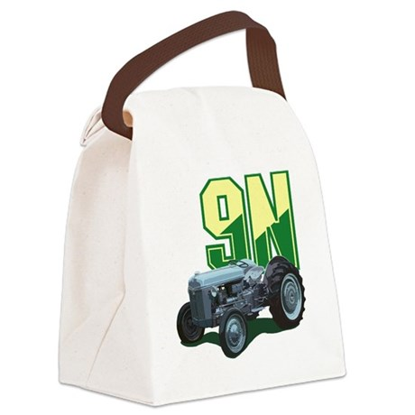 The 9N Canvas Lunch Bag