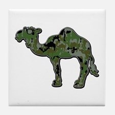 CamelFlage Tile Coaster