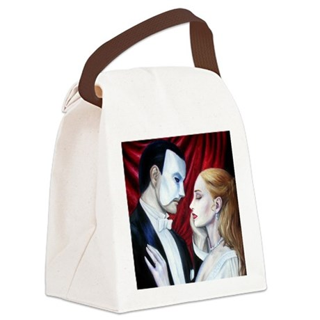 Phantom Canvas Lunch Bag