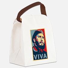 Unique Stalin Canvas Lunch Bag