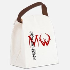 2010 T-shirt Logo Canvas Lunch Bag