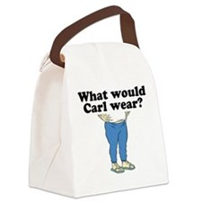 WWCW Canvas Lunch Bag