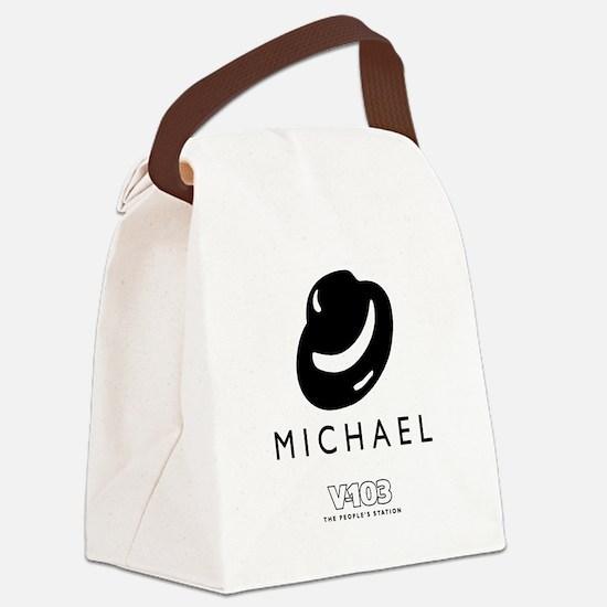 V-103 Michael Canvas Lunch Bag