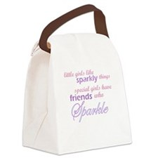 Unique Isle esme Canvas Lunch Bag