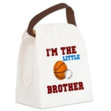 Little Brother Sport Canvas Lunch Bag