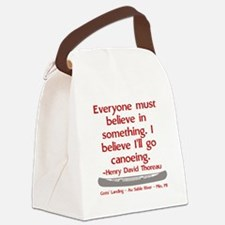 Gotts' Landing T-Shirts - Can Canvas Lunch Bag