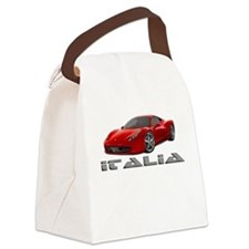 Ferrari Italia Canvas Lunch Bag