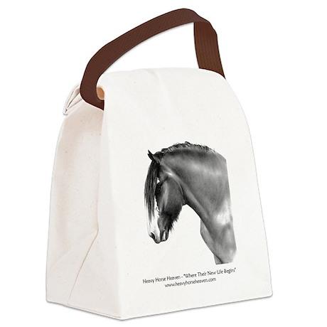 HHH Sketch Canvas Lunch Bag