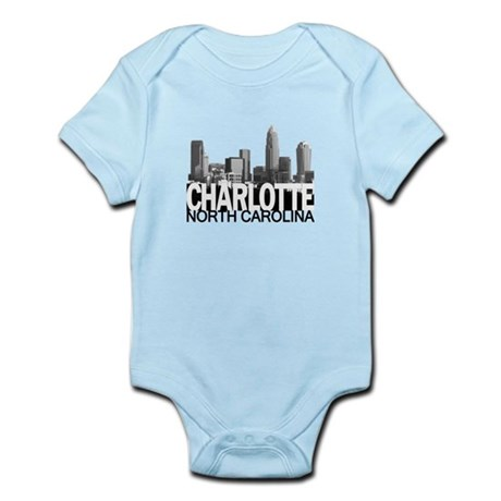 Charlotte Skyline Infant Bodysuit