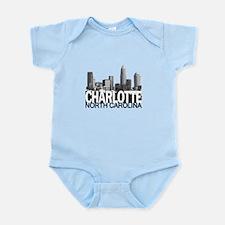 Charlotte Skyline Infant Bodysuit