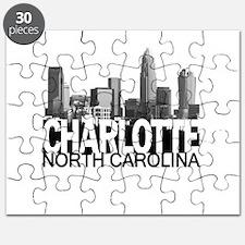 Charlotte Skyline Puzzle
