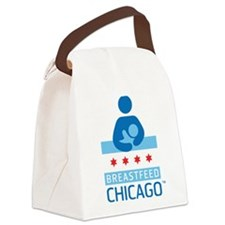 Cool Breastmilk Canvas Lunch Bag