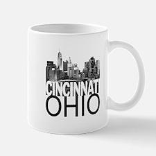 Cincinnati Skyline Mug