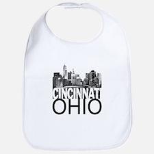Cincinnati Skyline Bib