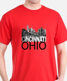 Cincinnati Skyline T-Shirt