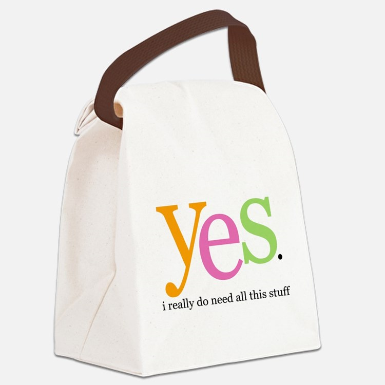 bags Canvas Lunch Bag