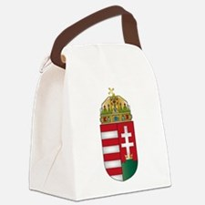 Hungary Canvas Lunch Bag