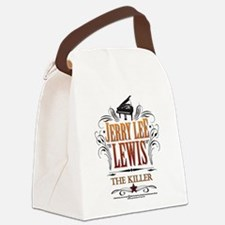 Lewis Boogie - Signature Logo Canvas Lunch Bag