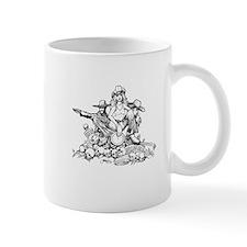 Disc Golf Outlaw Style Mug