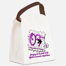 Cool Occupational therapy Canvas Lunch Bag
