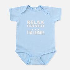 Relax Gringo Im Legal Body Suit