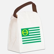 ecology_flag.png Canvas Lunch Bag