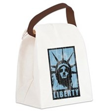liberty.png Canvas Lunch Bag