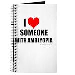 I HEART Someone with Amblyopia Journal