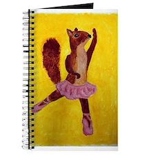 Ballet Squirrel Journal