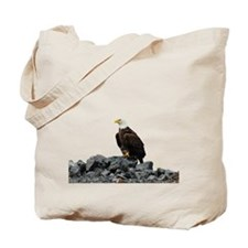 Alaskan Bald Eagle Tote Bag