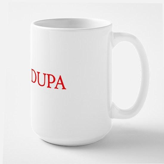 Supa Dupa Large Mug